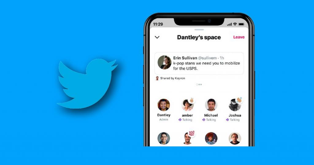 Twitter Spaces ทำงานอย่างไร