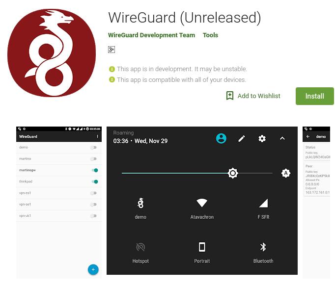 WireGuard คืออะไร